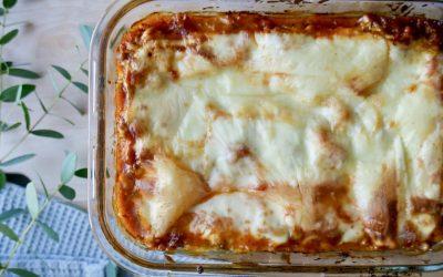 Lasagne – klassisk hjemmelaget oppskrift