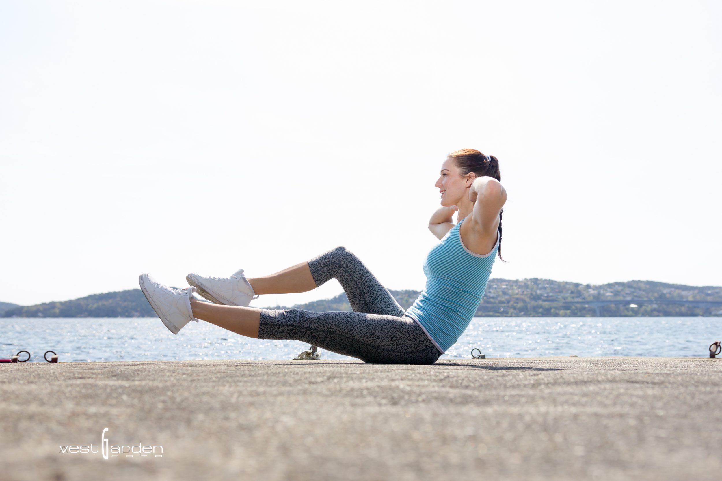 Magemusklene våre og øvelsene som trener dem