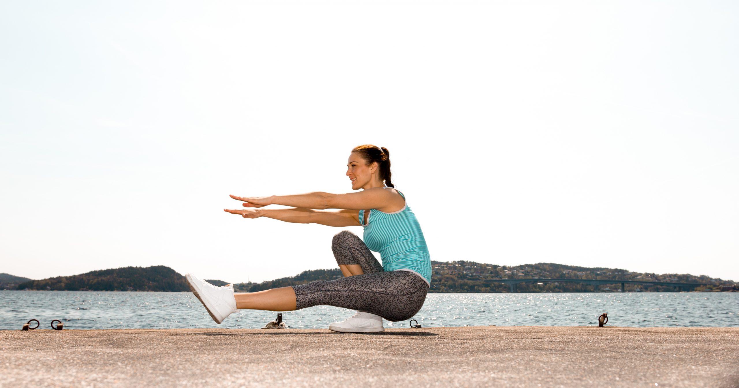 5 kroppsvektsøvelser som gjør deg sterk