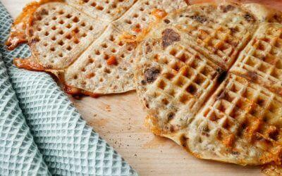 Lompe Toast – Når du vil ha en sunn lunsj på et blunk