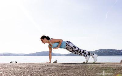 Fullkropps quick fix treningsøkt med kun to øvelser
