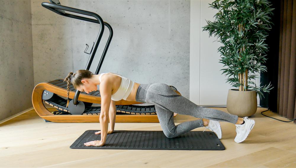 Alt du trenger å vite om superøvelsen push-up